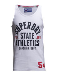 TRACK & FIELD VEST - Optic