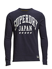 CLUB L/S TEE - Imperial Navy