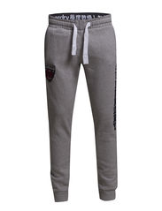 BROOME SHIELD JOGGER - Grey Gymnasium Marl