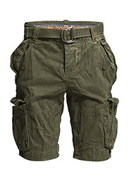 NEW CORE CARGO HEAVY-SHORT - True Khaki