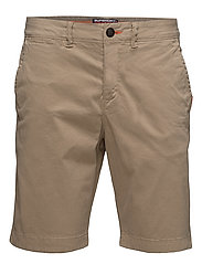 INTERNATIONAL CHINO SHORT - CORPS BEIGE