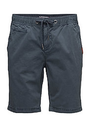 INT'L SUNSCORCHED CHINO SHORT - CARBON BLUE GREY