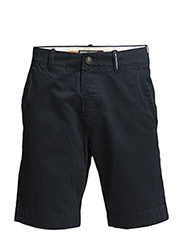 COMMODITY CONTRAST-POCKET CHINO SHORT - Deep Navy