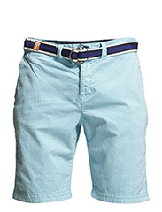 INTERNATIONAL CHINO-SHORT - Lagoon Blue