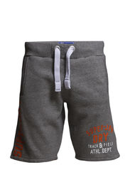 TRACK & FIELD-SWEAT SHORT - Phoenix Grey Grit