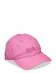 SUPER SOLO ORANGE LABEL CAP - PINK