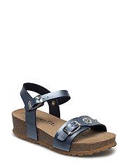 FUSSBETTPANTOFFEL Sandals - DENIM