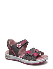 EMILY Sandals - STONE COMBI