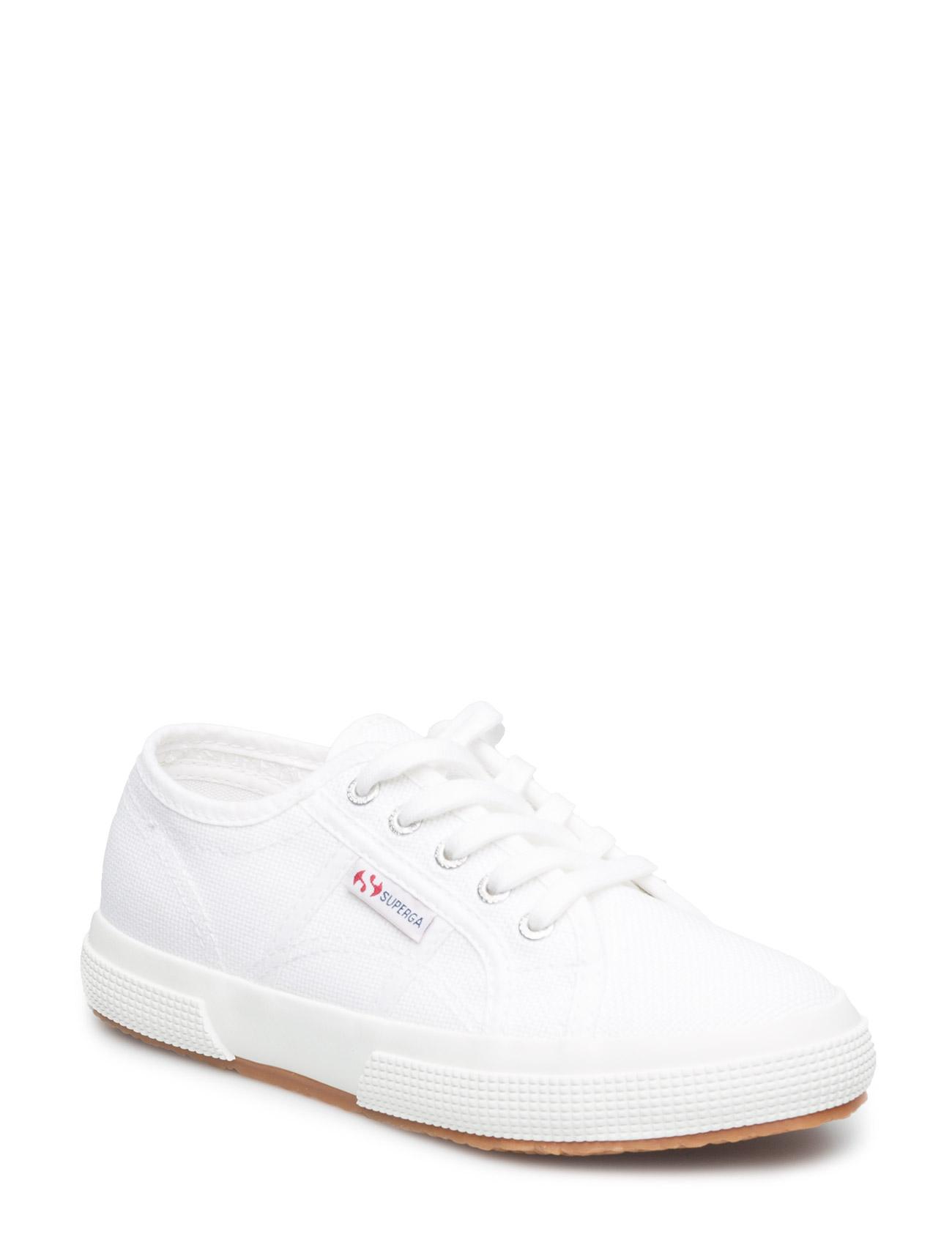 Superga 2750-Jcot Classic Superga Sko & Sneakers til Børn i hvid
