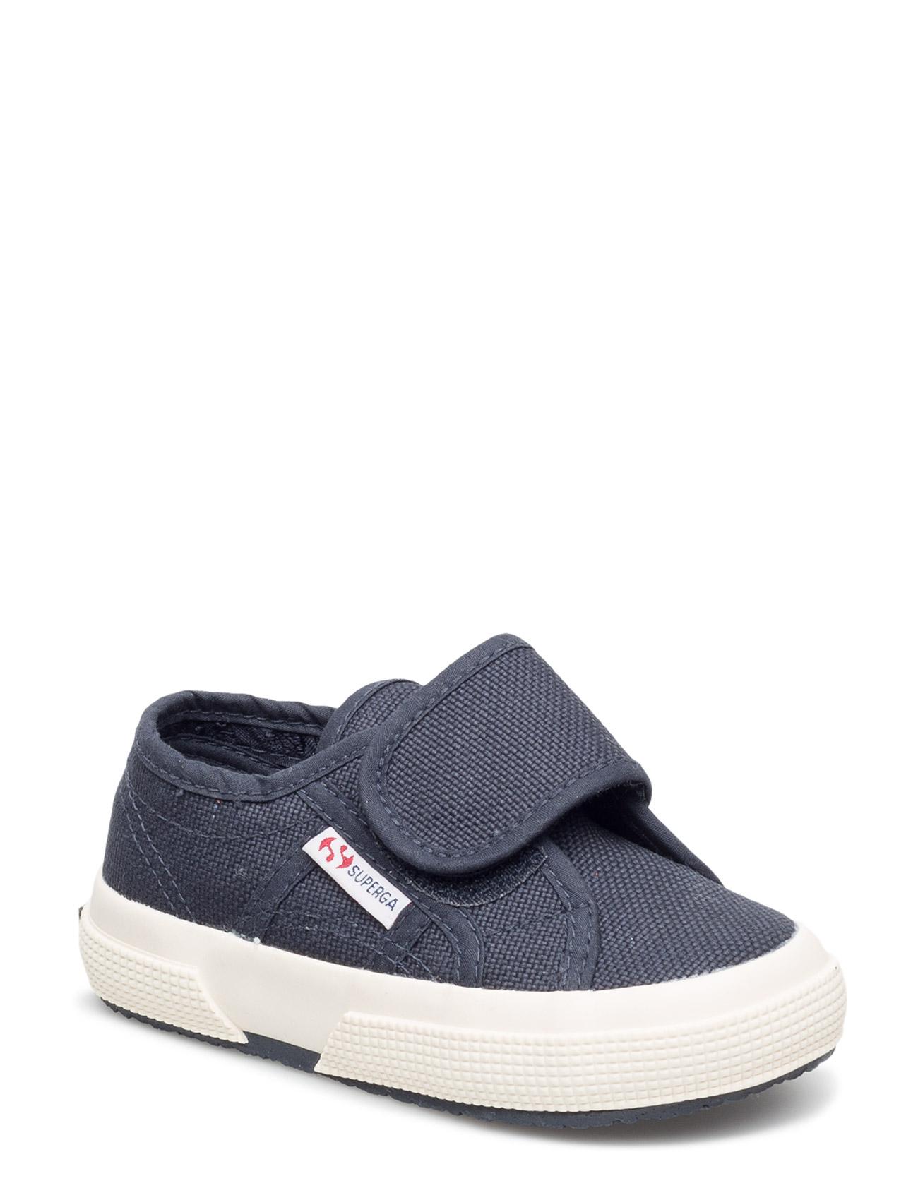 Superga 2750 Bvel Superga Sko & Sneakers til Børn i Navy blå
