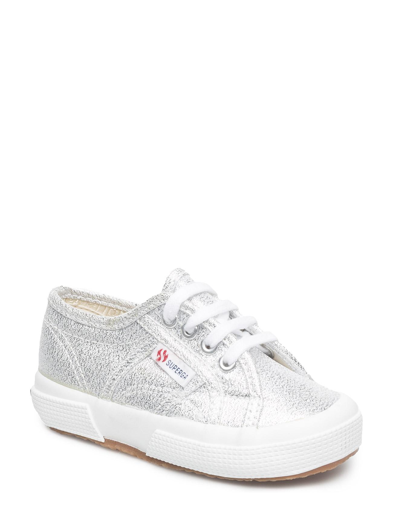 Superga 2750 Lameb Superga Sko & Sneakers til Børn i Sølv