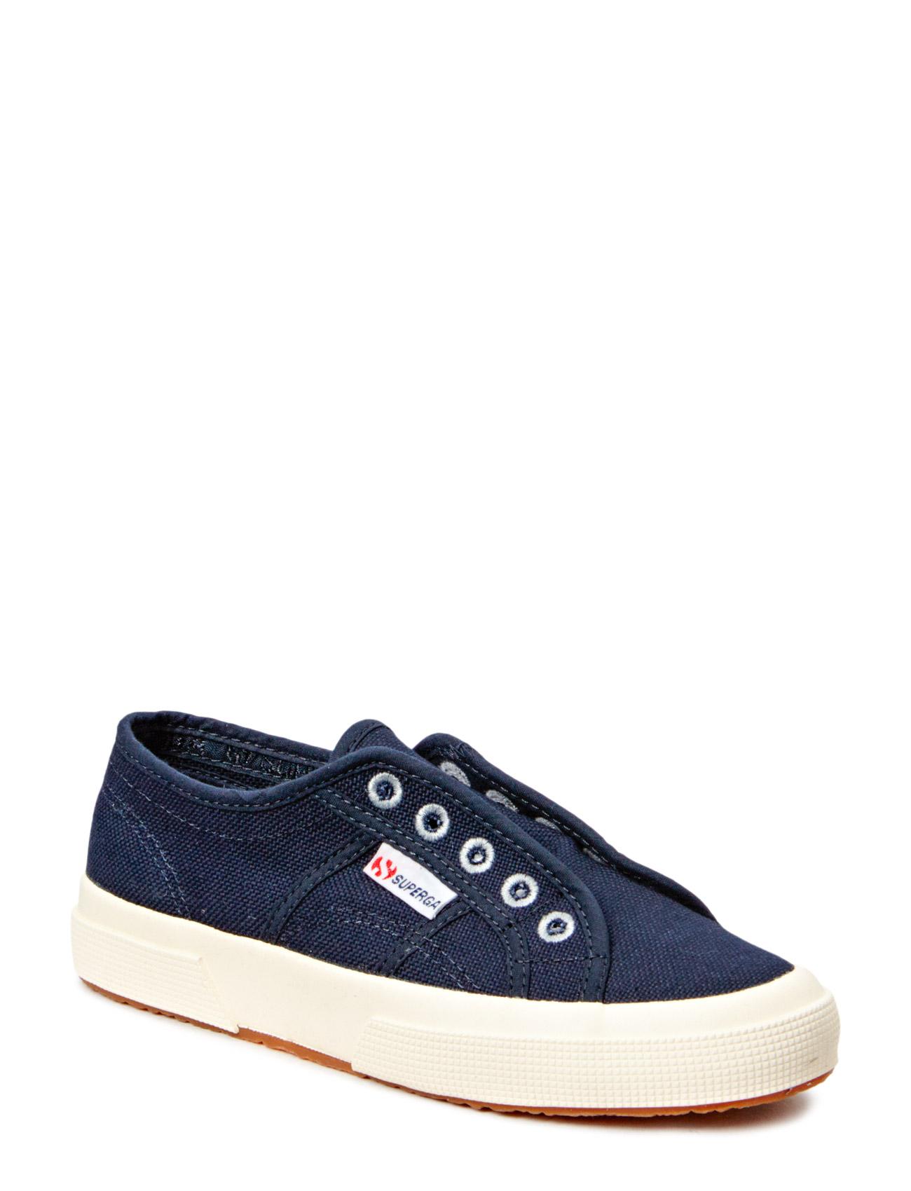 2750 Cotu Slipon Superga Sneakers til Damer i Navy blå