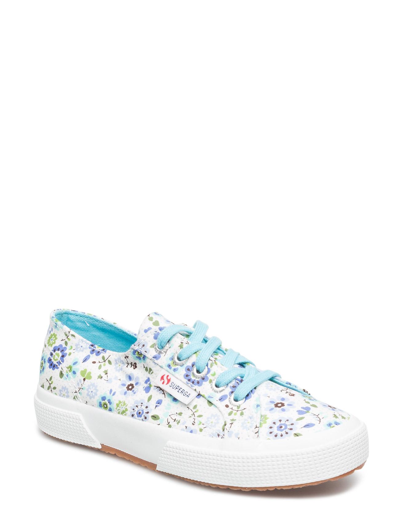 Superga 2750 Cotflowersj Flowers Superga Sko & Sneakers til Børn i