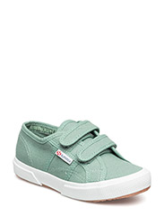 Superga 2750 JVEL Classic - GREENMALACHITE
