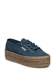 Superga 2790 COTROPEW - BLUE SMOKY