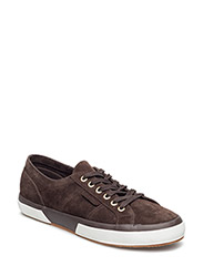 Superga 2750 SUEM - DARK CHOCOLATE