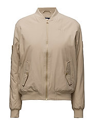 Nancy Bomber - BEIGE