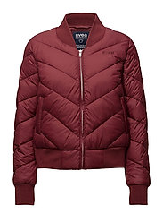 Dawn Jacket - WINERED