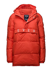 Blenda Anorak - BRIGHT RED