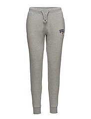 Maj Sweat Pants - GREY MELANGE