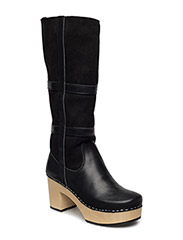 Hippie Boot - BLACK