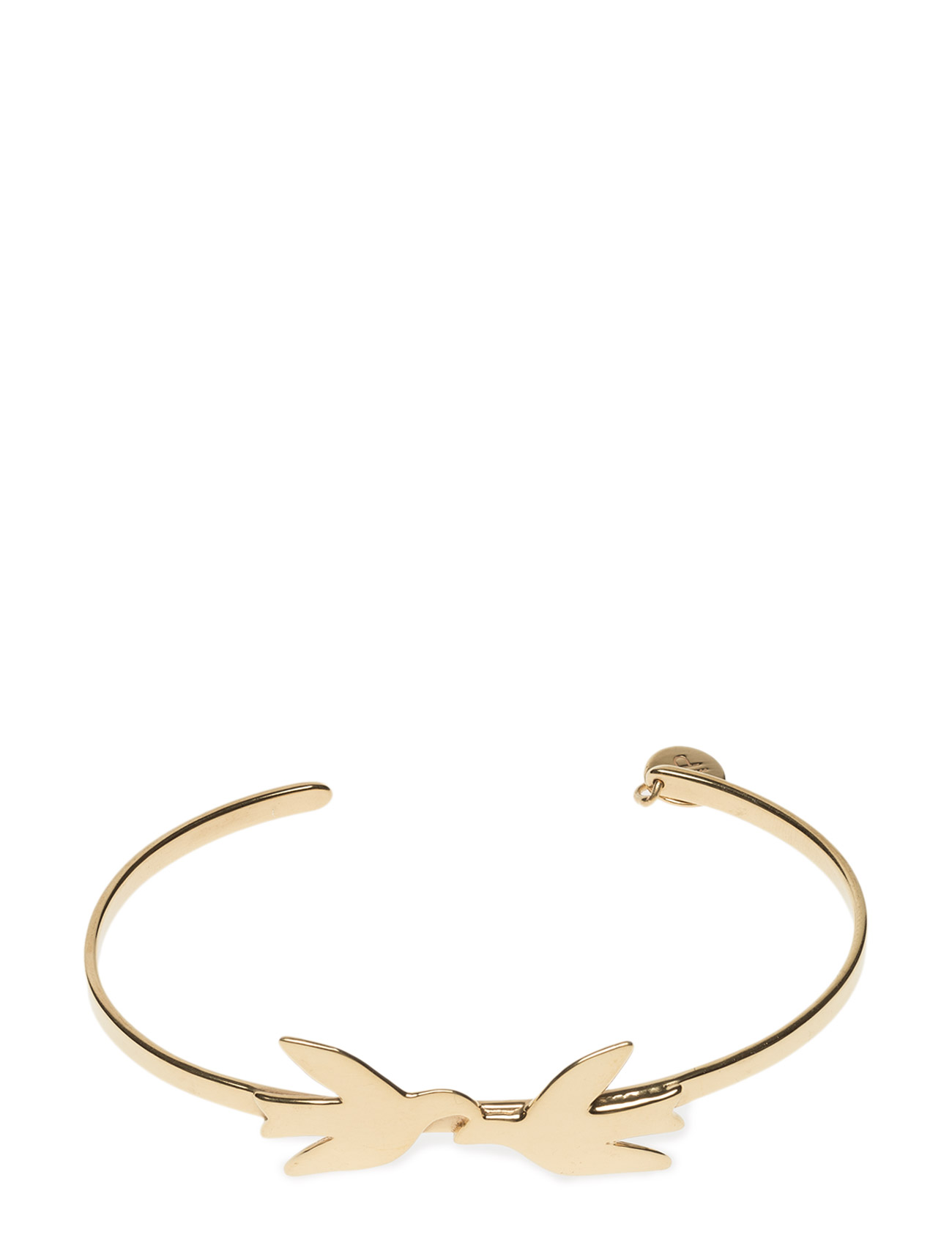 Birdy Bracelet Gold Syster P Smycken