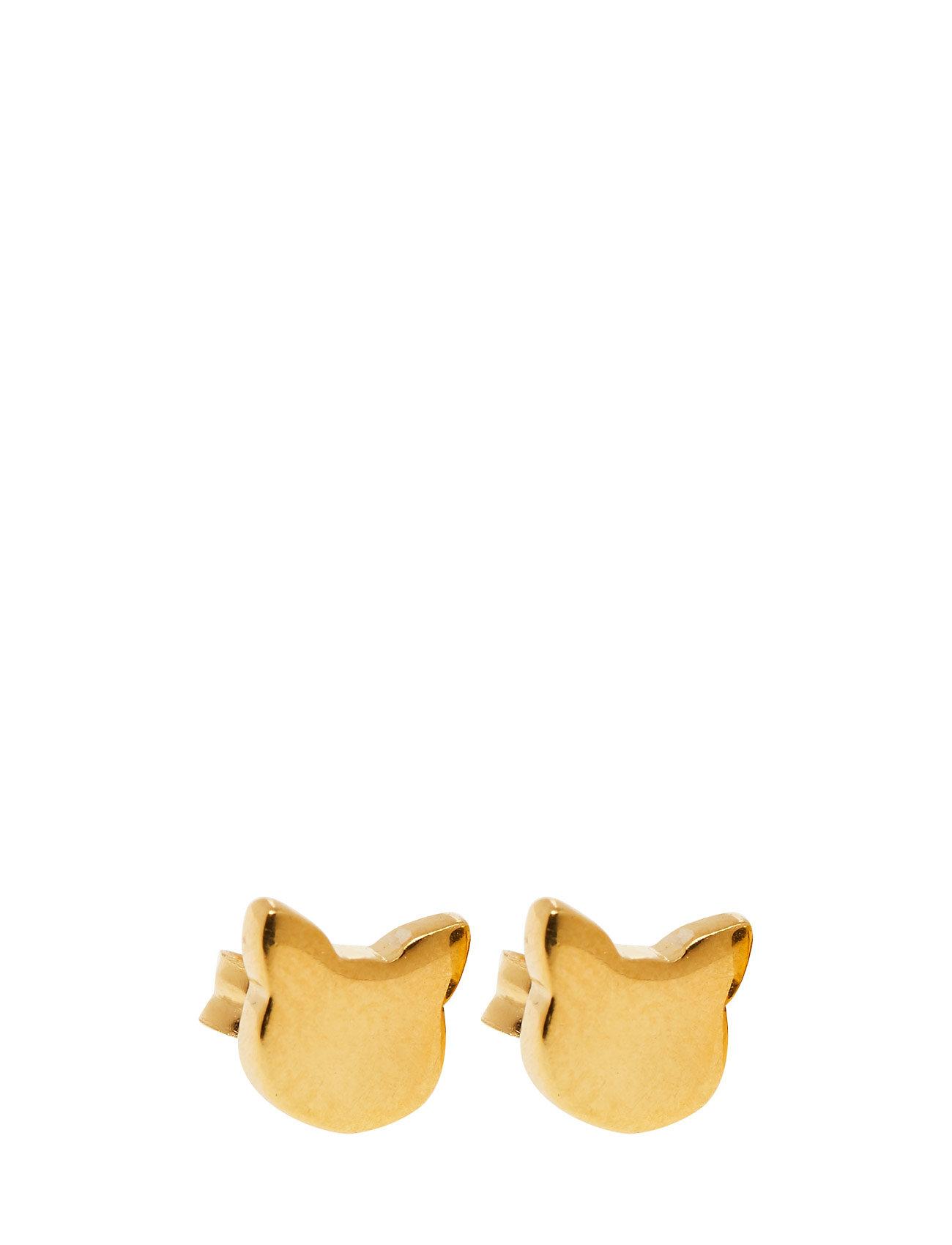 Sparkle Missy Earrings Syster P Smykker til Damer i Guld