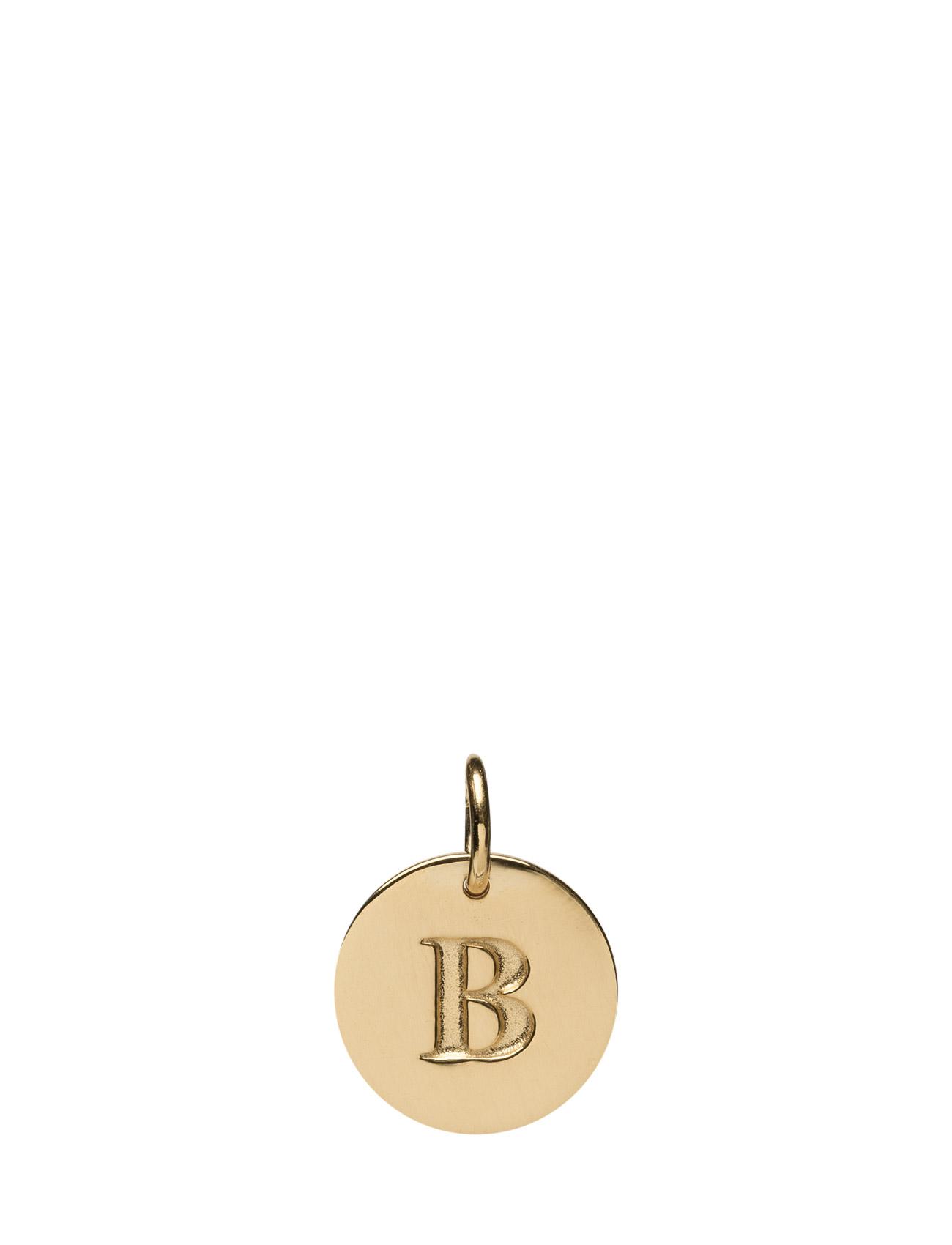 1f8a3281d4e Shop Beloved Letter Gold Syster P Accessories i Guld til Kvinder fra Boozt