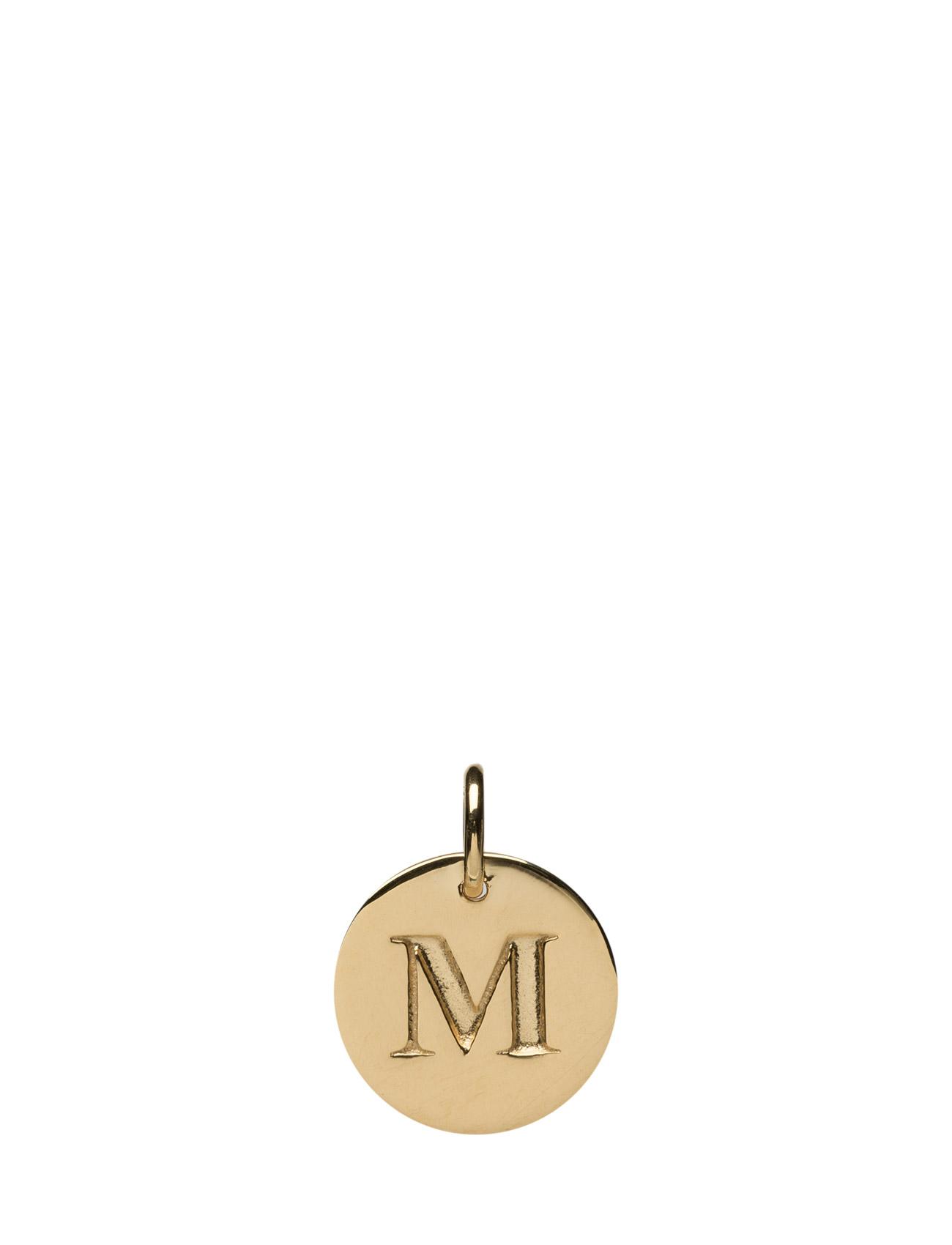 Beloved Letter Gold Syster P Smykker til Damer i Guld
