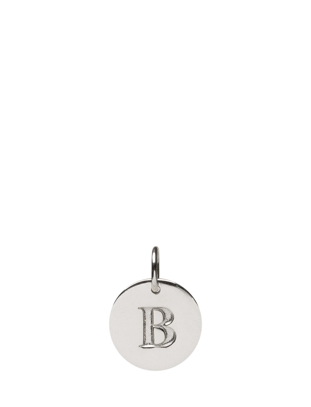 Beloved Letter Silver Syster P Smykker til Damer i Sølv
