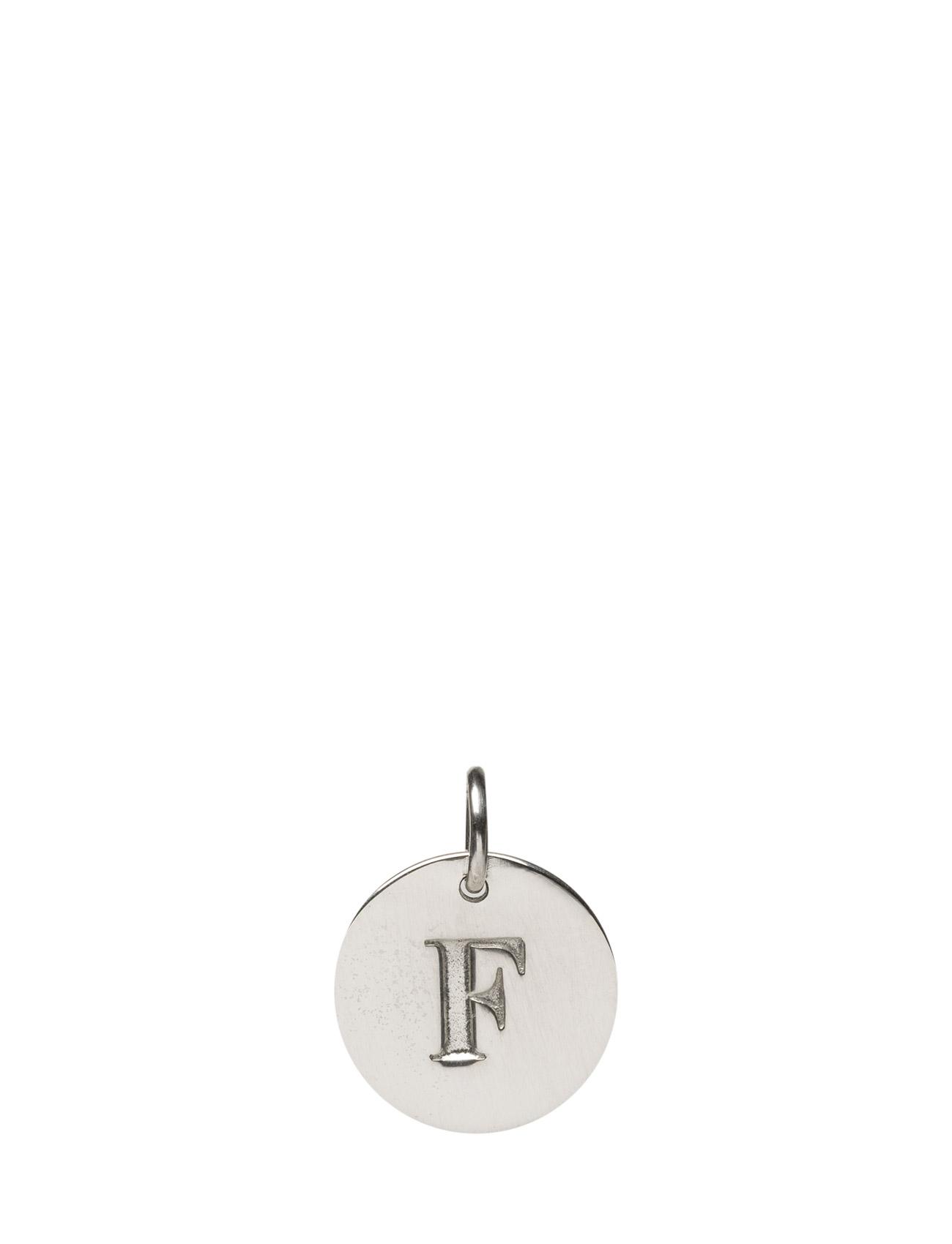 Beloved Letter Silver Syster P Smykker til Kvinder i Sølv