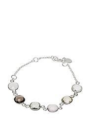 Cushion Bracelet Silver Lemon - SILVER