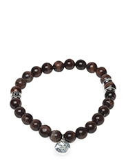 Chris Bracelet Red Tiger Eye - RED TIGER EYE
