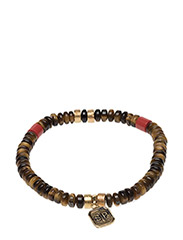 Surfer Bracelet Tiger Eye - TIGER EYE
