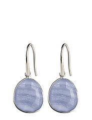 Glam Glam Earrings - SILVER