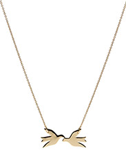 Birdy Necklace Gold - GOLD
