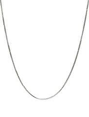 Beloved Chain Short Silver - SILVER