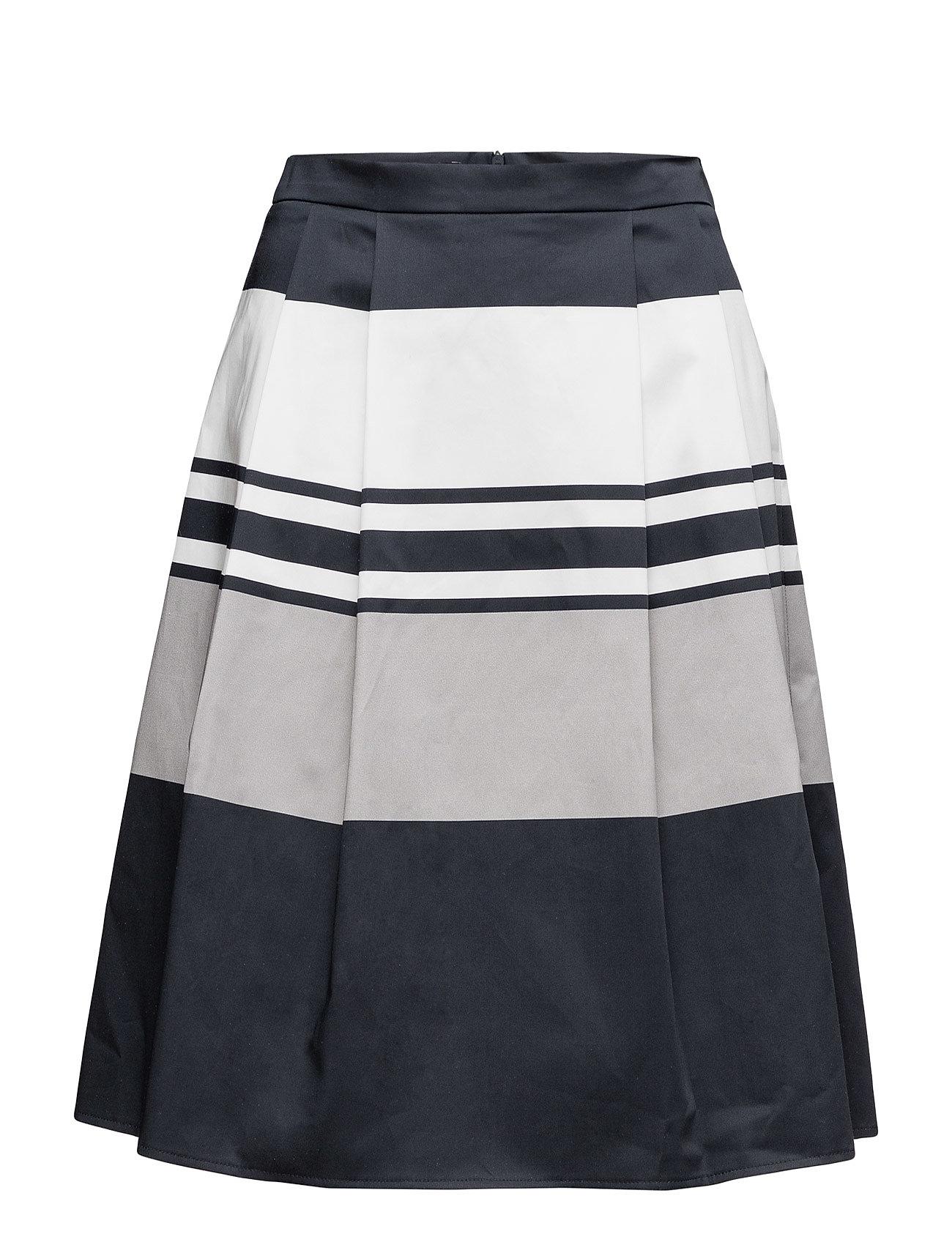 Skirt short woven fa fra taifun fra boozt.com dk
