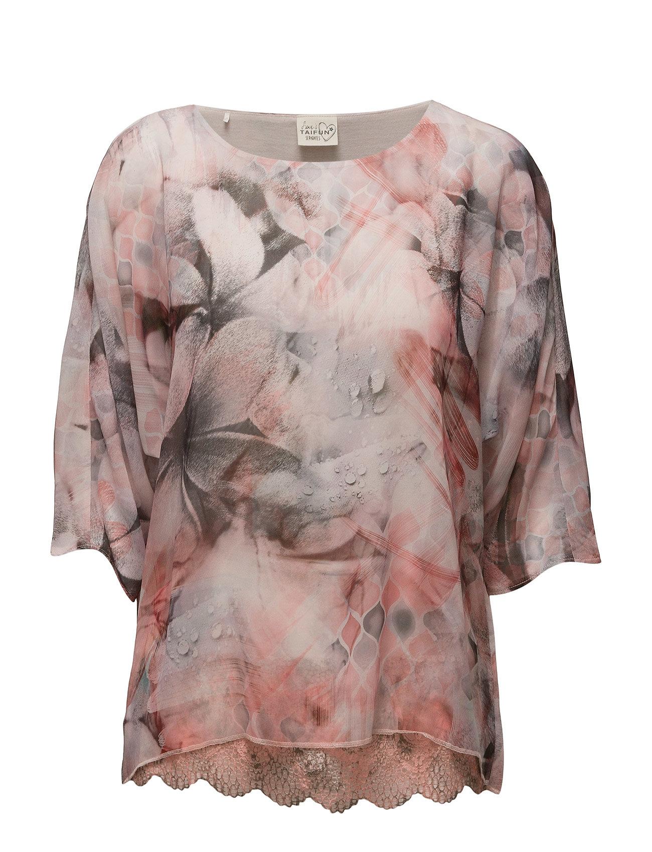 T-Shirt 3/4-Sleeve R Taifun Bluser til Kvinder i