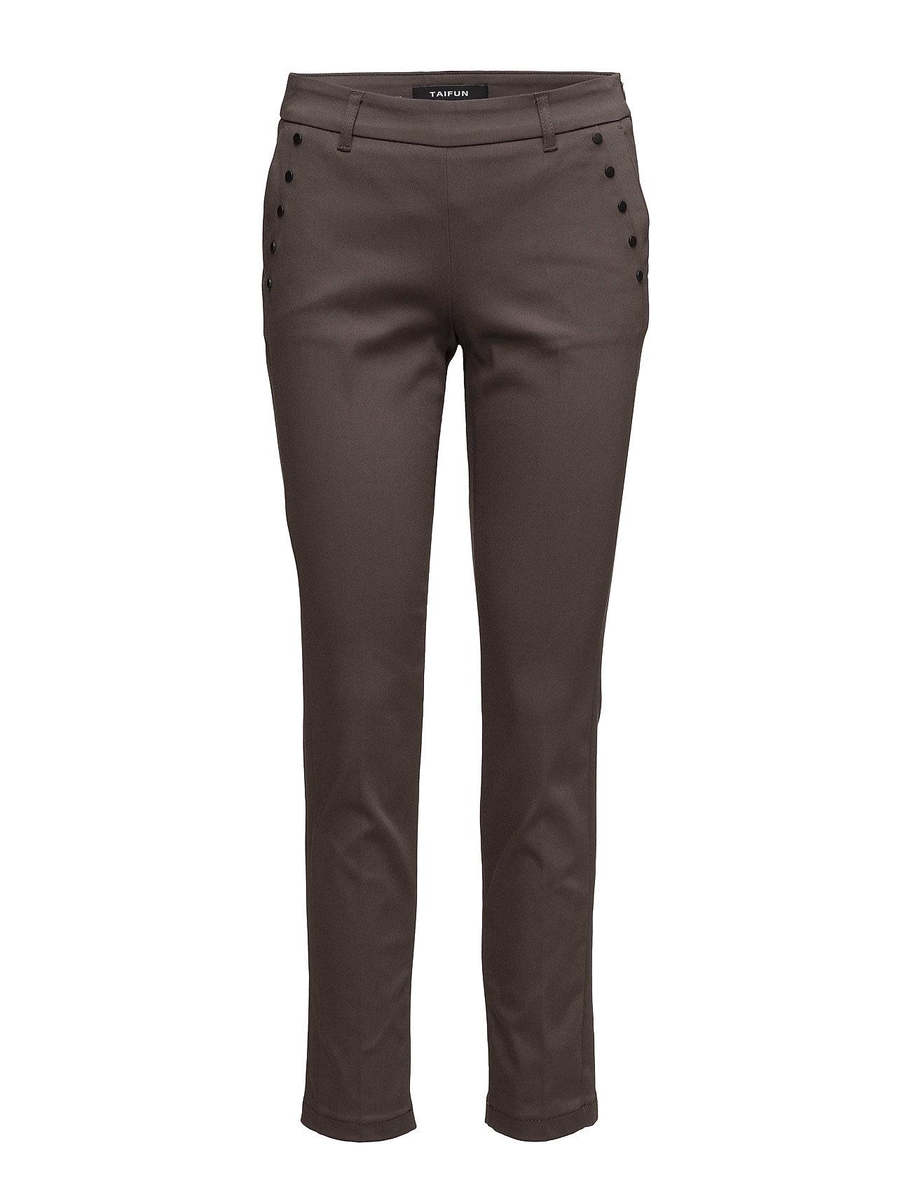 Trousers Cloth Crop Taifun Skinny