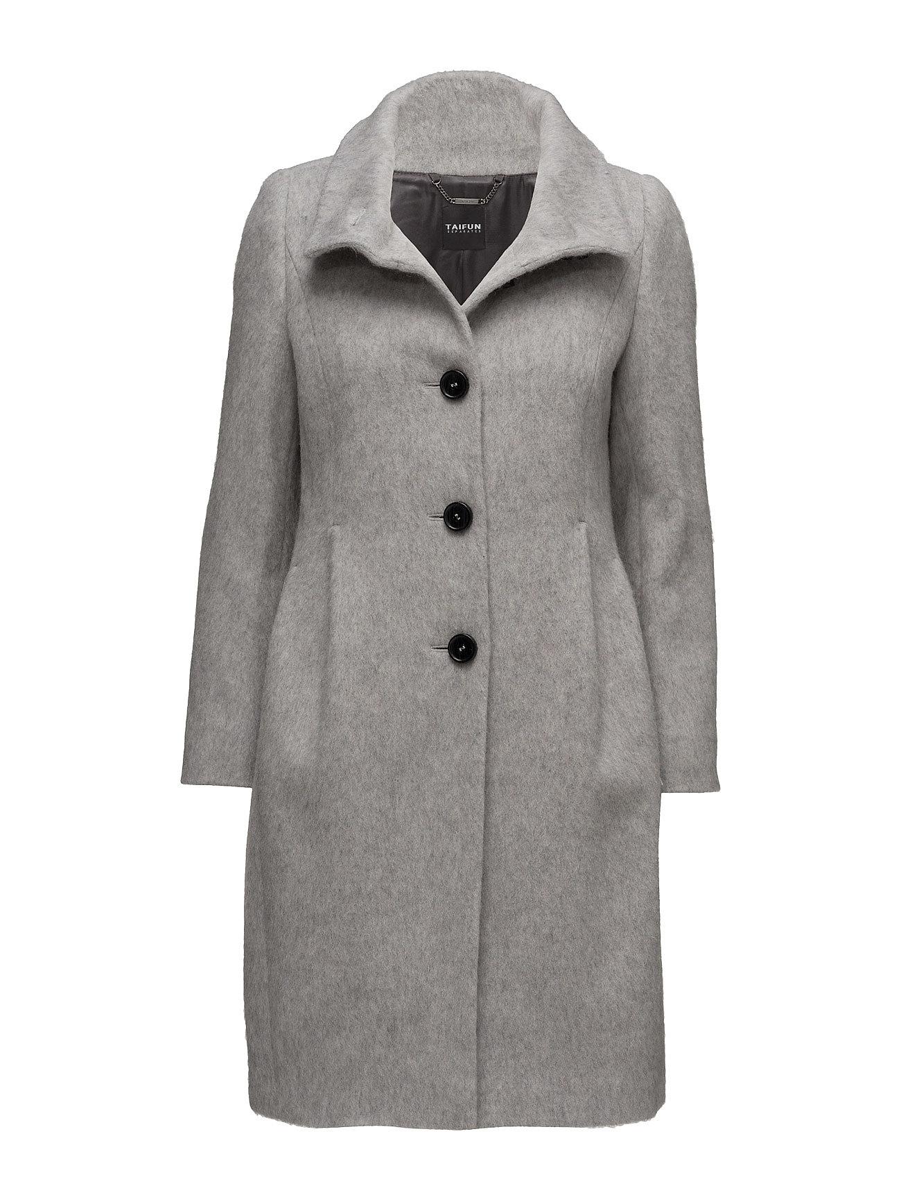 Coat wool fra taifun fra boozt.com dk