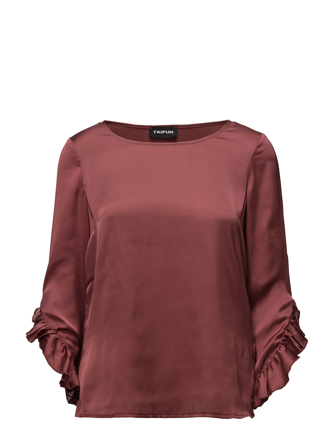 taifun – Polo shirt 3/4 sleev fra boozt.com dk