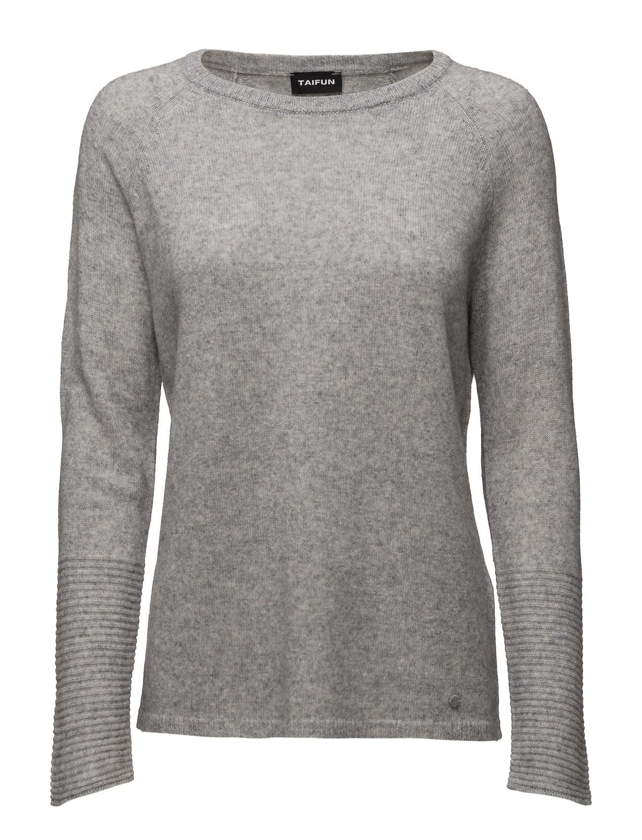 Pullover Long-Sleeve Taifun Sweatshirts til Damer i