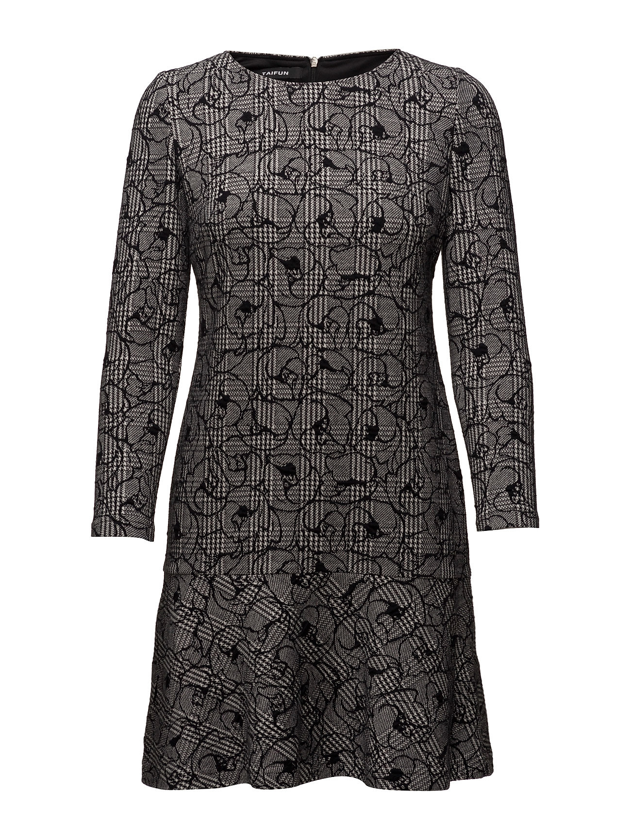 taifun – Dress knitted fabric fra boozt.com dk