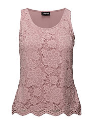 TOP KNITTED FABRIC - BLUSH