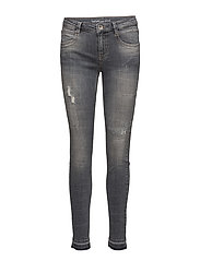 JEANS LONG - GREY DENIM