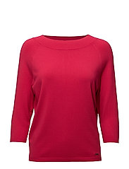PULLOVER LONG-SLEEVE - RASPBERRY PINK