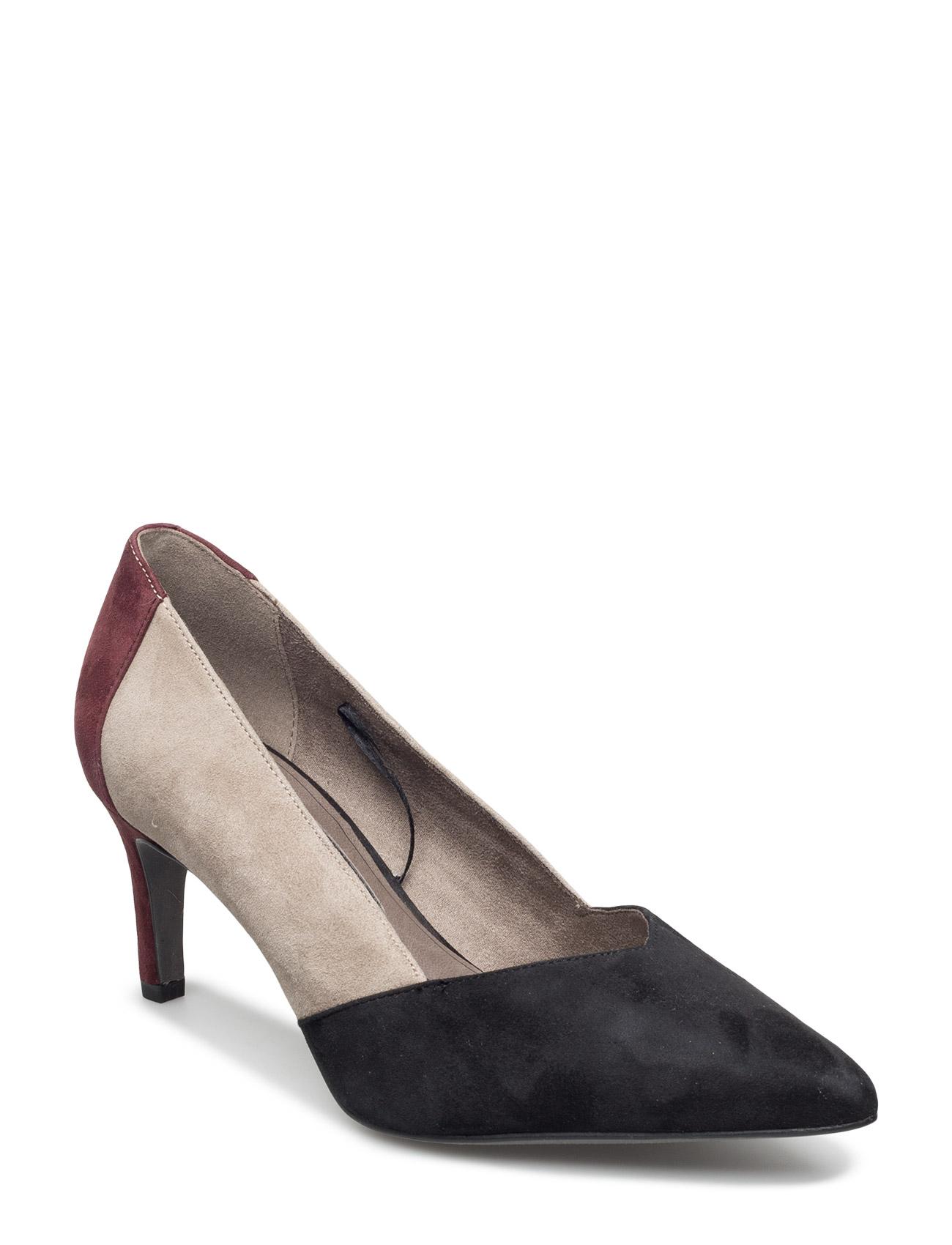 Woms Court Shoe - Cabbage Tamaris Stiletter til Kvinder i