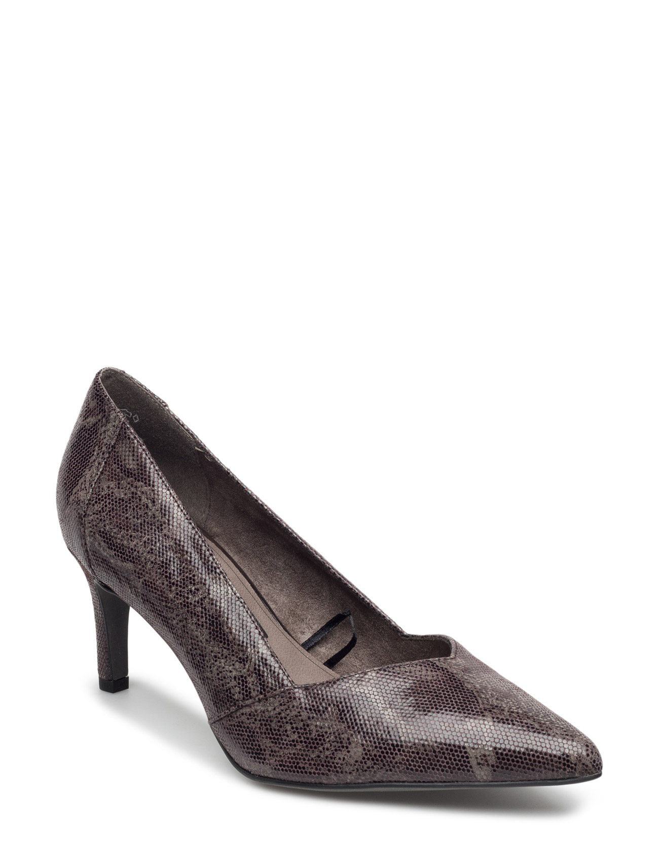 Woms Court Shoe - Cabbage Tamaris Stiletter til Damer i