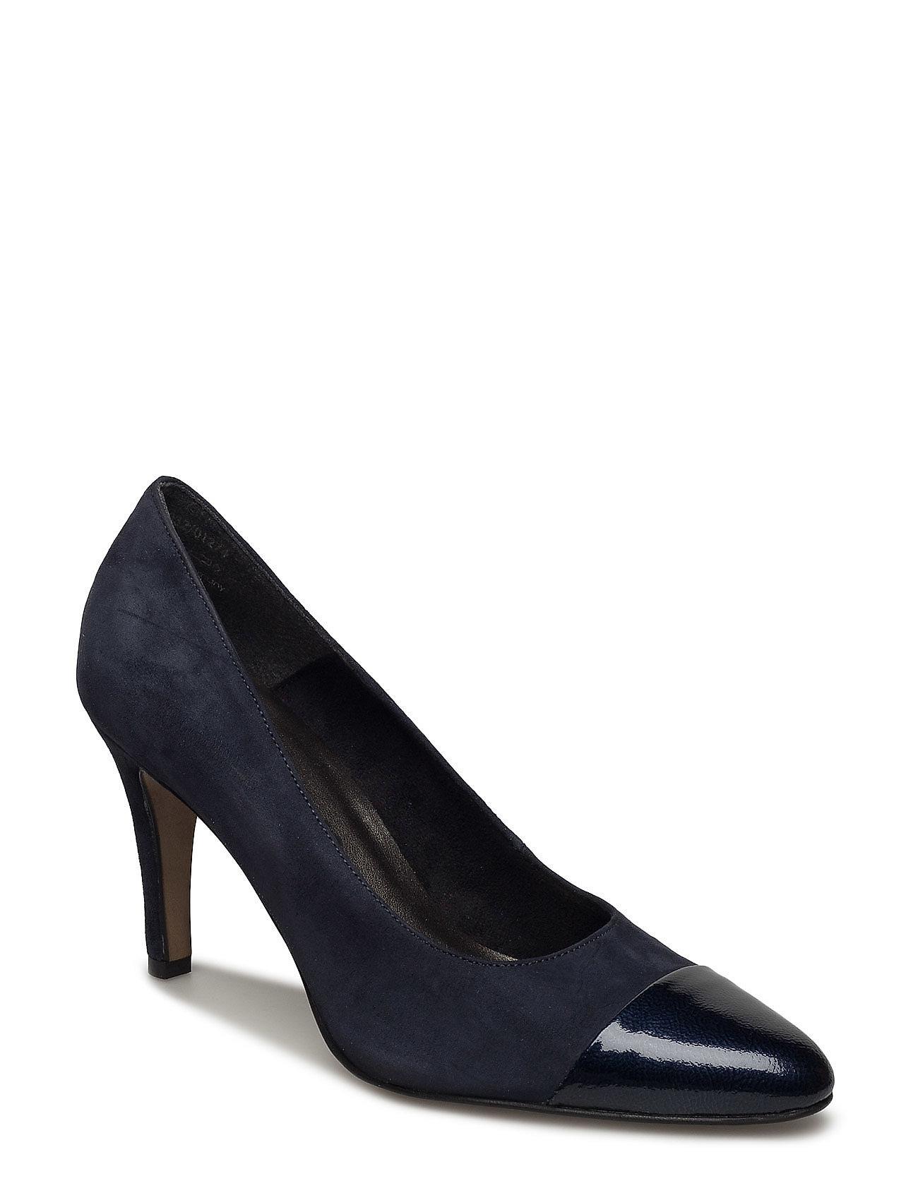 Woms Court Shoe - Livia Tamaris Sko til Kvinder i